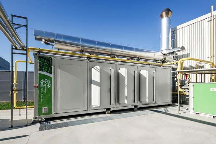 Pastificio Maffei, cogenerazione sostenibile con turbine Capstone