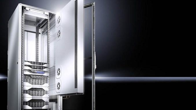 Rittal LCU DX IT, raffreddamento IT salvaspazio per armadi server