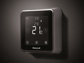 Honeywell Lyric T6, il cronotermostato touch con interfaccia Wi-Fi