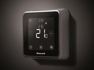 Honeywell Lyric T6, il cronotermostato touch con interfaccia Wi-Fi