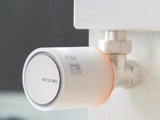 """Netatmo HomeKit, valvole """"smart"""" per impianti autonomi e centralizzati"""