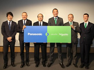 Siglata la global partnership tra Panasonic e Schneider Electric