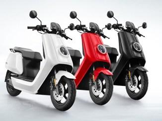 EICMA 2016, NIU svela i nuovi eScooter elettrici N1S Civic e M1