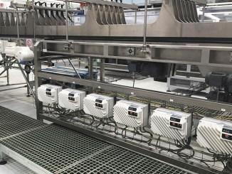 La smart factory Nestlé Waters adotta azionamenti Danfoss VLT FlexConcept