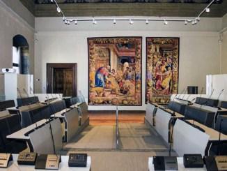 Palazzo Vecchio, Mitsubishi climatizza la Sala dei Duecento