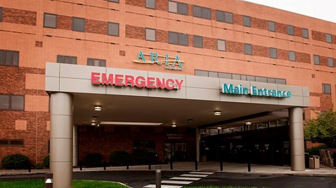 La cogenerazione AB all'Aria Health Hospital di Philadelphia