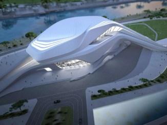 Marocco, il nuovo Teatro di Rabat adotta unità Climaveneta