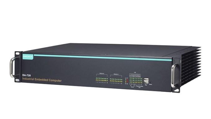 Moxa DA-720-DPP, server per il monitoraggio continuo