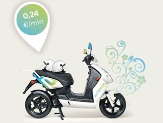 eCooltra, lo scooter sharing che si prenota con lo smartphone