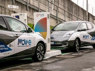 Enel Energia, Nissan e IIT, arrivano le prime colonnine V2G