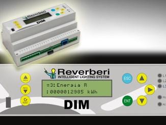Reverberi Enetec DIM, lettura ottica e telegestione efficiente