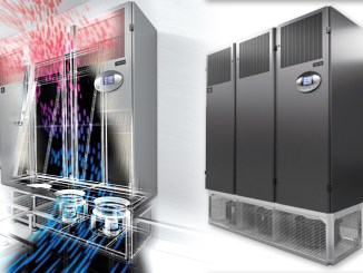Data center, Vertiv Liebert PCW Delta T con acqua refrigerata