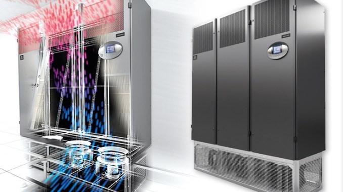 Data center, Vertiv Liebert PCW Delta T con acqua refrigerata