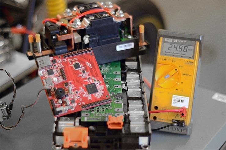 Ansys Scade migliora e ottimizza la carica delle batterie