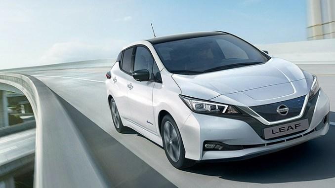 Nissan e Margot Robbie, le auto elettriche per un futuro pulito