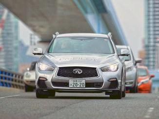 ProPILOT, Nissan porta su strada un prototipo autonomo