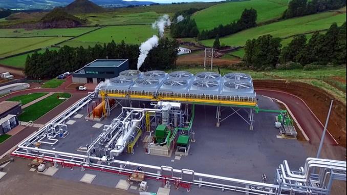 Azzorre, Exergy attiva l'impianto geotermico di Pico Alto