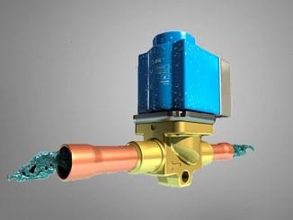 Elettrovalvole Danfoss EVR V2, compatibilità per HVAC-R