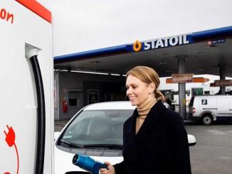 E.ON in Danimarca, ricaricati oltre 1 mln di EV