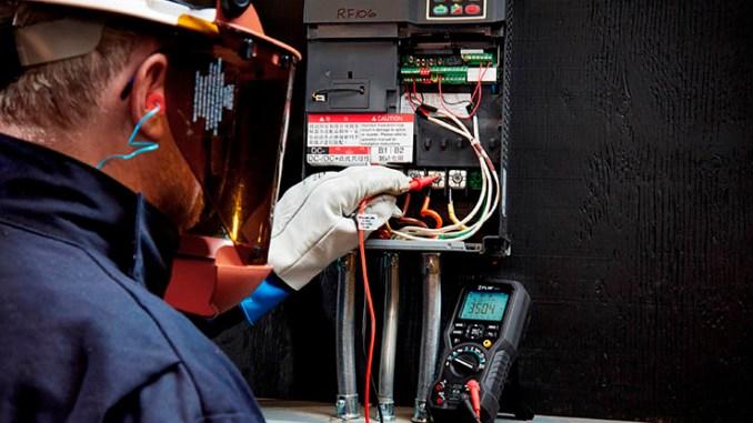FLIR DM91, il multimetro True RMS industriale