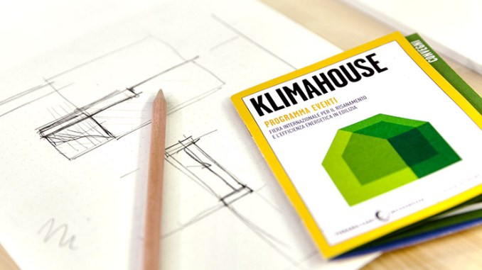 Edilizia ed efficienza, inizia Klimahouse 2018