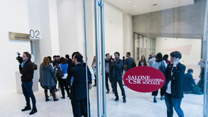 Imprese e sostenibilità, l'innovazione al Salone della CSR