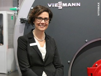 Viessmann a MCE 2018, intervista a Stefania Brentaroli