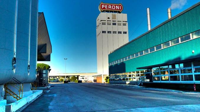 Bari, il risparmio energetico Solljus per Birra Peroni