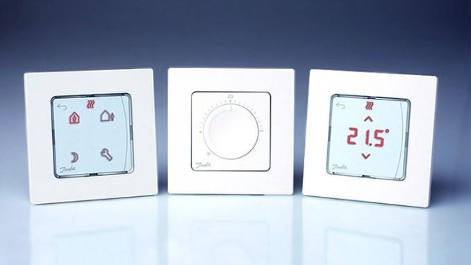 Danfoss Icon, termostati per impianti moderni