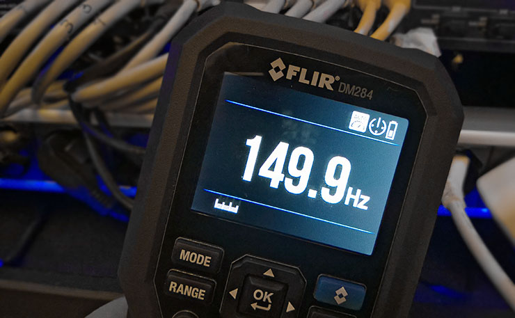 TEST: FLIR DM284, multimetro e termocamera tutto in uno