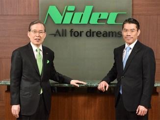Hiroyuki Yoshimoto è il nuovo presidente Nidec