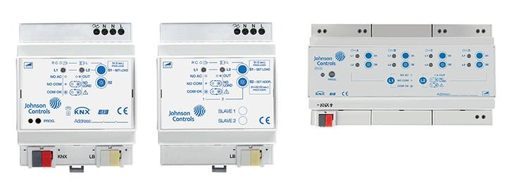 Johnson Controls, hardware e software su standard KNX