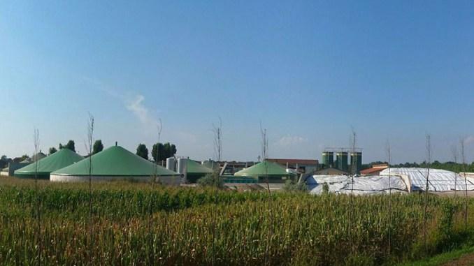Agatos, il biometano da Forsu con tecnologia Biosip