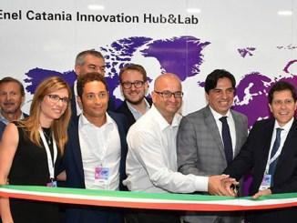 Catania, Enel inaugura l'Innovation Hub & Lab