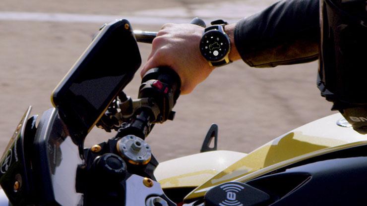 Samsung ed Energica, Smart Ride e il modo di vivere la moto