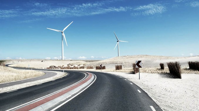 FLIR e le turbine eoliche