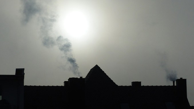 Sharing Danger: Anter combattere l'inquinamento