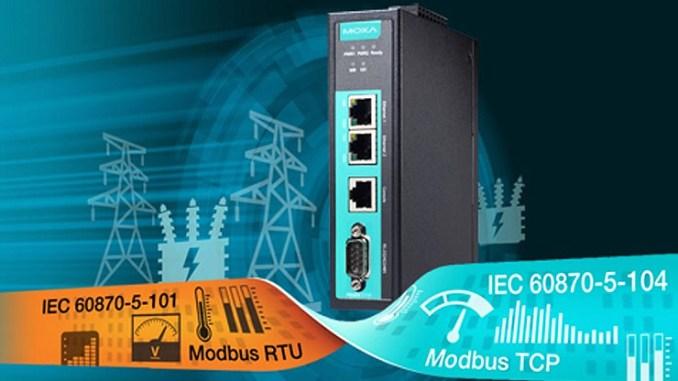 Moxa MGate 5114, gateway di protocollo Modbus