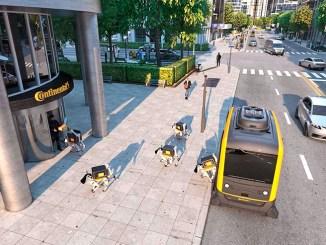 CES 2019, la mobility intelligence di Continental