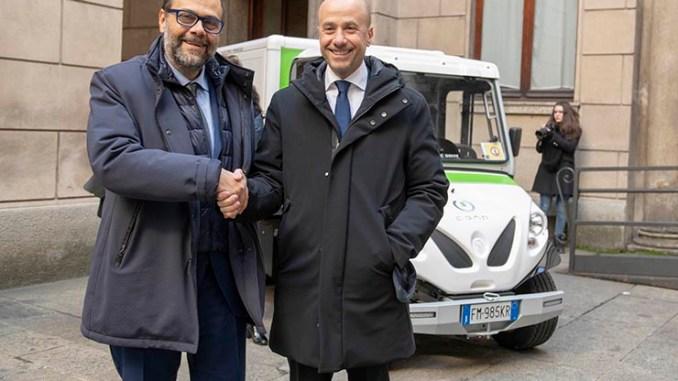 E-GAP avvia il servizio di ricarica in mobilità a Milano