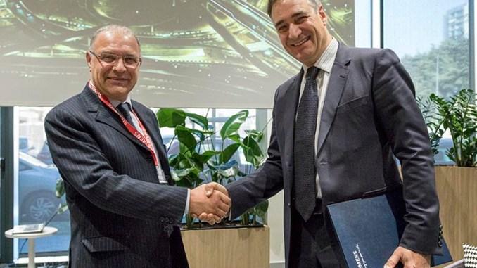Siemens studia l'elettrificazione dell'autostrada A35 Brebemi