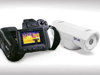 La termografia FLIR previene i guasti degli isolatori