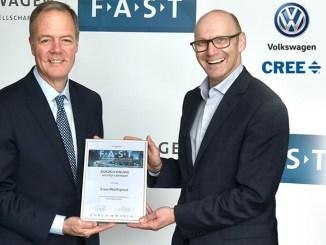Cree diventa partner del Gruppo Volkswagen