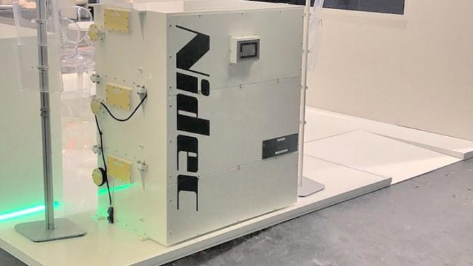 Navi a zero emissioni con le batterie Nidec ASI