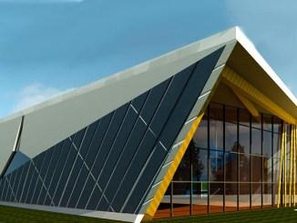 progettazione, ecocompatibile, ecosostenibile, campo, palestra, impianto