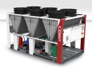 Chiller con gas refrigerante R32, la gamma Lennox eComfort