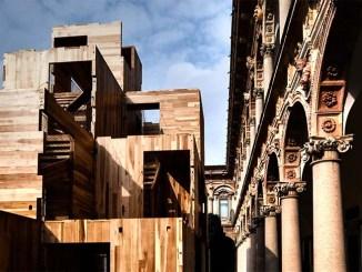 Il legno in architettura