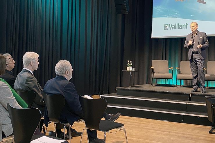 La salvaguardia ambientale, l'impegno di Vaillant