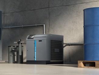 Gas a basse emissioni e tecnologia VSD