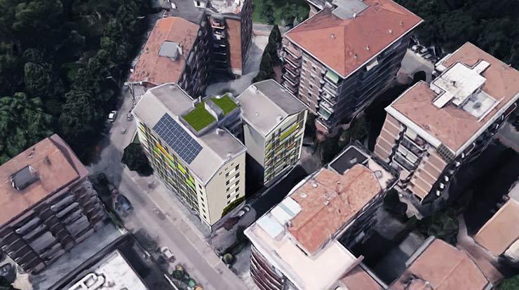 Riqualificazione energetica, Teicos